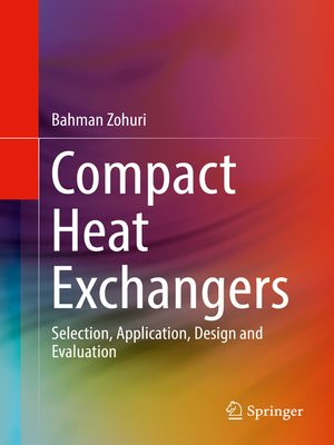 cover image of Compact Heat Exchangers