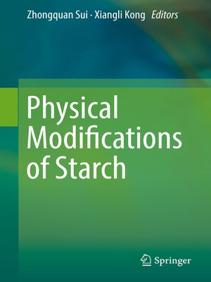 cover image of Physical Modifications of Starch