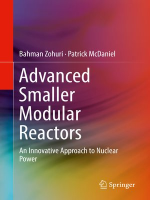 cover image of Advanced Smaller Modular Reactors
