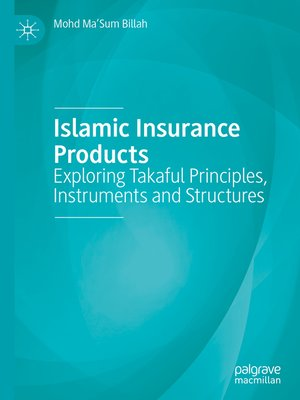 cover image of Islamic Insurance Products