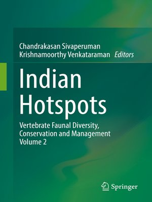 cover image of Indian Hotspots