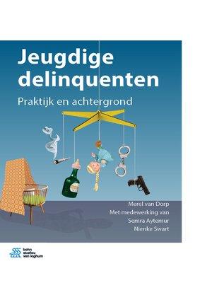 cover image of Jeugdige delinquenten