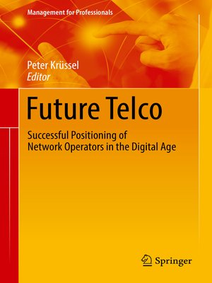 cover image of Future Telco