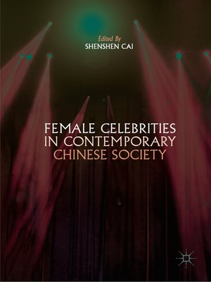 cover image of Female Celebrities in Contemporary Chinese Society