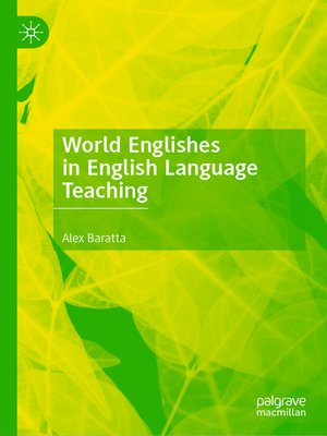 cover image of World Englishes in English Language Teaching