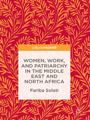 cover image of Women, Work, and Patriarchy in the Middle East and North Africa