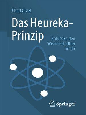 cover image of Das Heureka-Prinzip