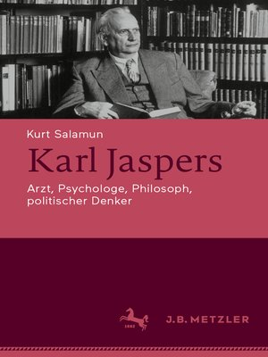 cover image of Karl Jaspers