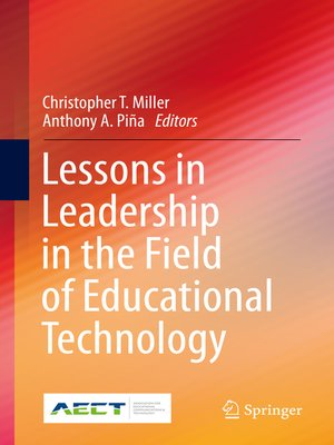 cover image of Lessons in Leadership in the Field of Educational Technology