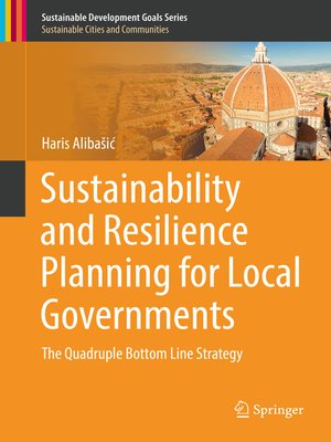 cover image of Sustainability and Resilience Planning for Local Governments