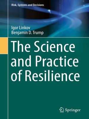 cover image of The Science and Practice of Resilience
