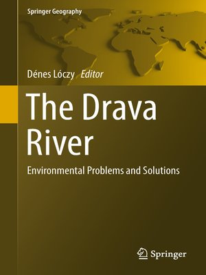 cover image of The Drava River
