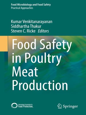 cover image of Food Safety in Poultry Meat Production