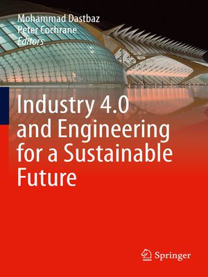 cover image of Industry 4.0 and Engineering for a Sustainable Future
