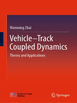 cover image of Vehicle–Track Coupled Dynamics