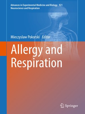 cover image of Allergy and Respiration