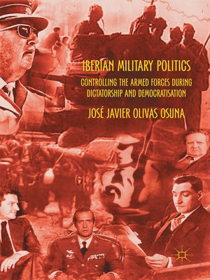 cover image of Iberian Military Politics