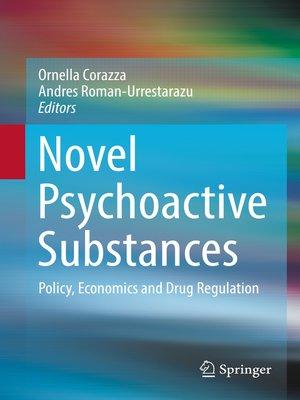 cover image of Novel Psychoactive Substances