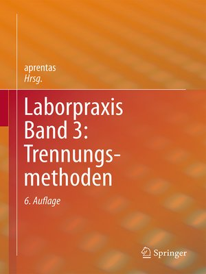cover image of Laborpraxis Band 3