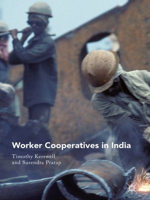 cover image of Worker Cooperatives in India