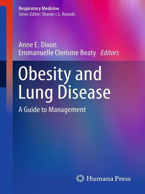 cover image of Obesity and Lung Disease