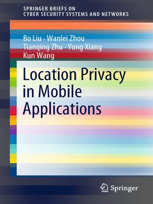 cover image of Location Privacy in Mobile Applications