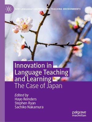 cover image of Innovation in Language Teaching and Learning