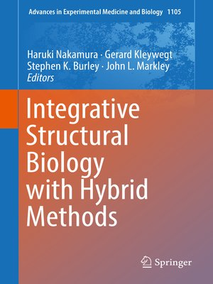 cover image of Integrative Structural Biology with Hybrid Methods