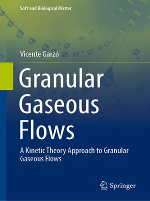 cover image of Granular Gaseous Flows