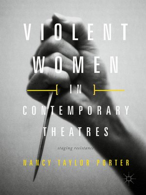 cover image of Violent Women in Contemporary Theatres