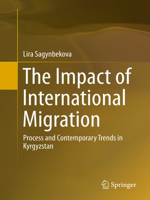 cover image of The Impact of International Migration