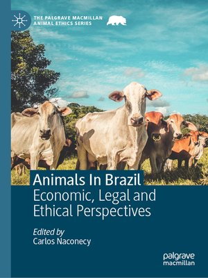 cover image of Animals In Brazil