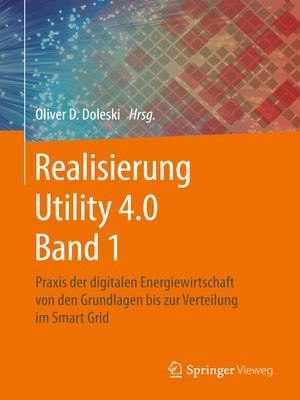 cover image of Realisierung Utility 4.0 Band 1