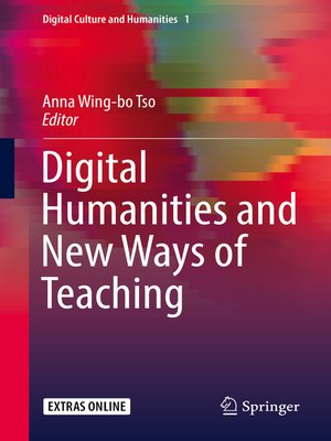 cover image of Digital Humanities and New Ways of Teaching