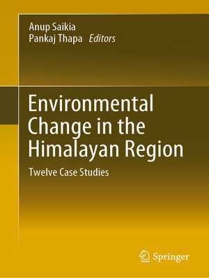 cover image of Environmental Change in the Himalayan Region