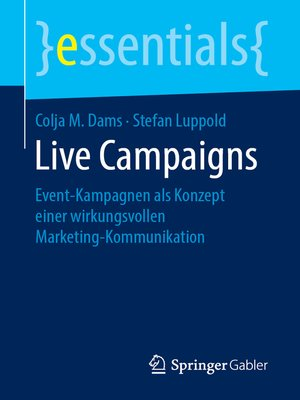 cover image of Live Campaigns