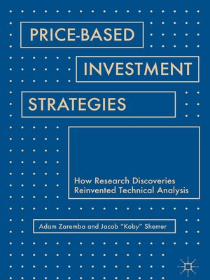 cover image of Price-Based Investment Strategies