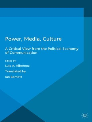 cover image of Power, Media, Culture