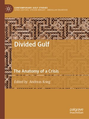 cover image of Divided Gulf
