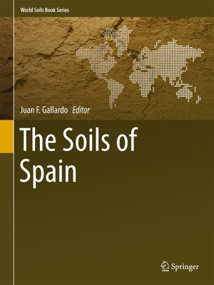 cover image of The Soils of Spain