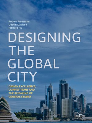 cover image of Designing the Global City