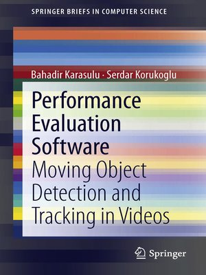 cover image of Performance Evaluation Software