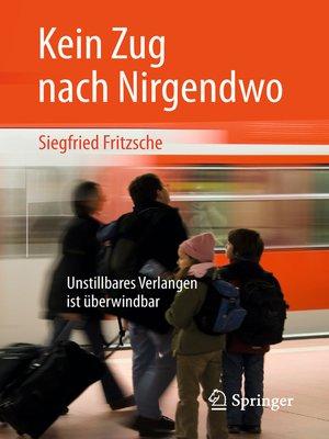 cover image of Kein Zug nach Nirgendwo
