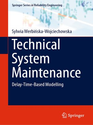 cover image of Technical System Maintenance