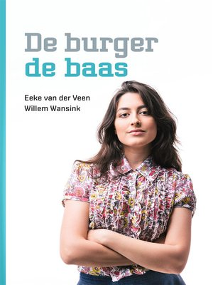 cover image of De burger de baas