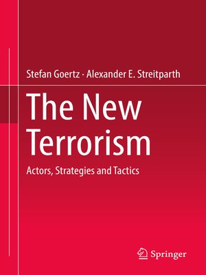 cover image of The New Terrorism
