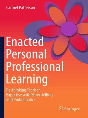 cover image of Enacted Personal Professional Learning