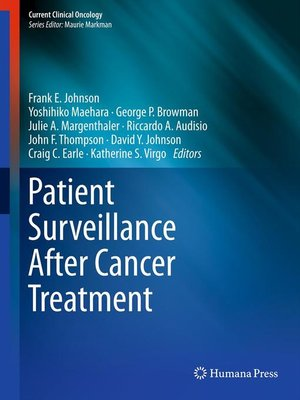 cover image of Patient Surveillance After Cancer Treatment
