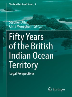 cover image of Fifty Years of the British Indian Ocean Territory
