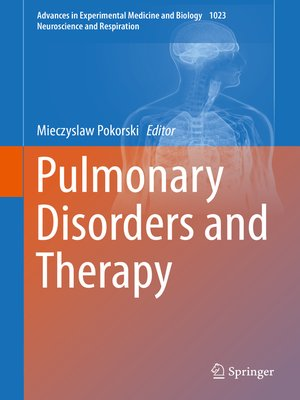 cover image of Pulmonary Disorders and Therapy